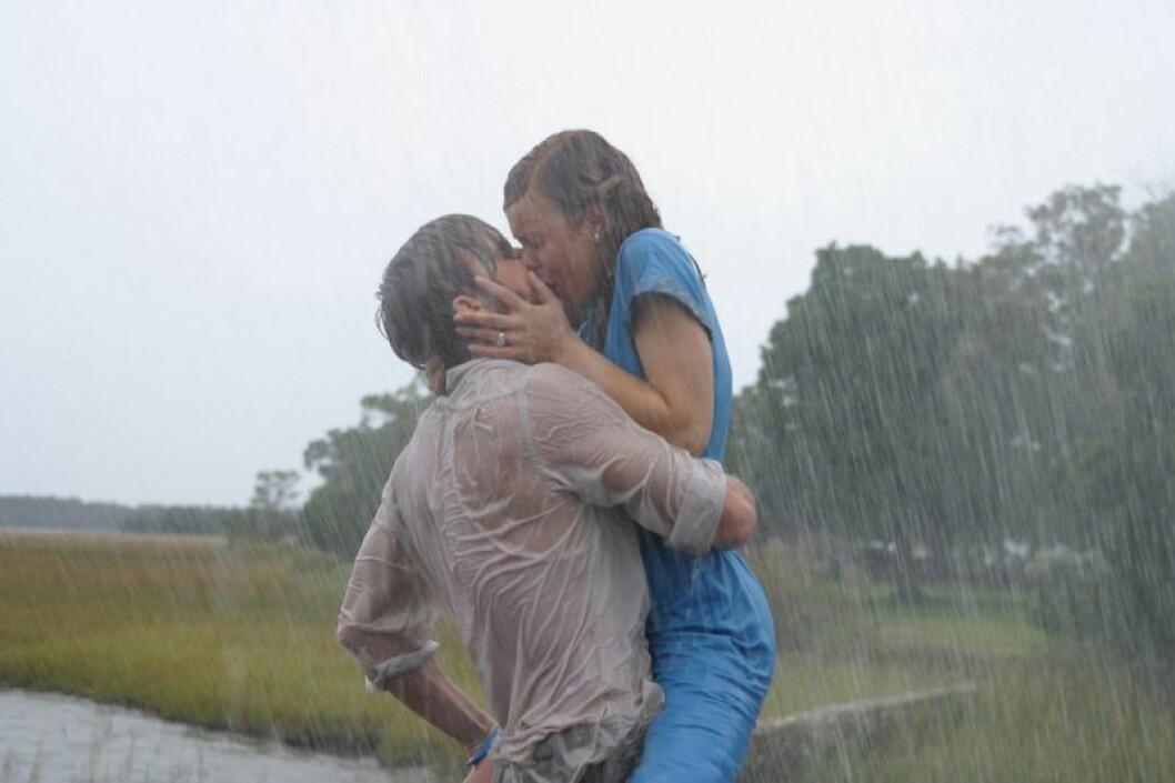 Rachel McAdams och Ryan Gosling