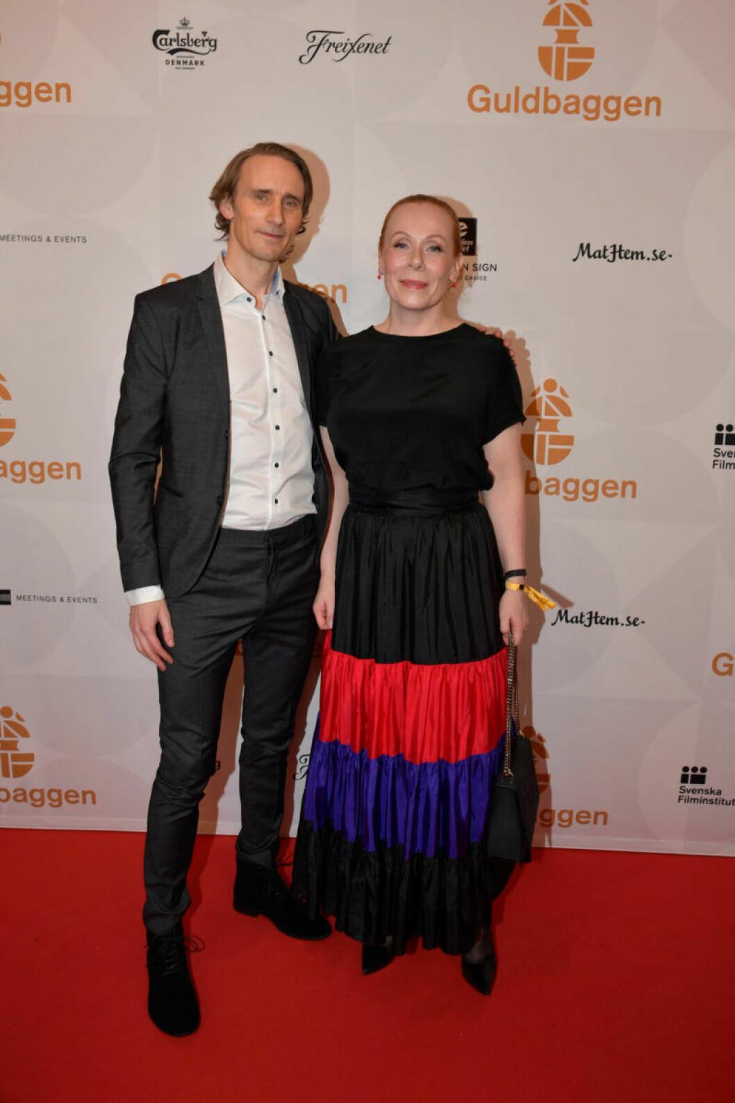 Röda mattan, Rachel Mohlin med sällskap