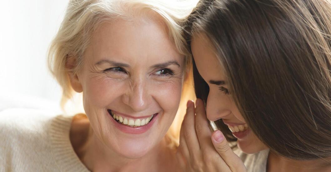 kvinnor över 5 ger råd
