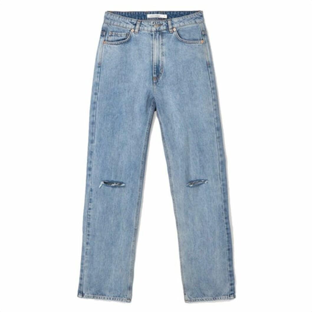 Raka jeans från Carin Wester