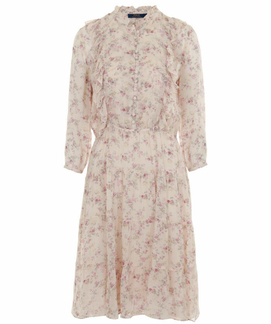 Ralph Polo klänning