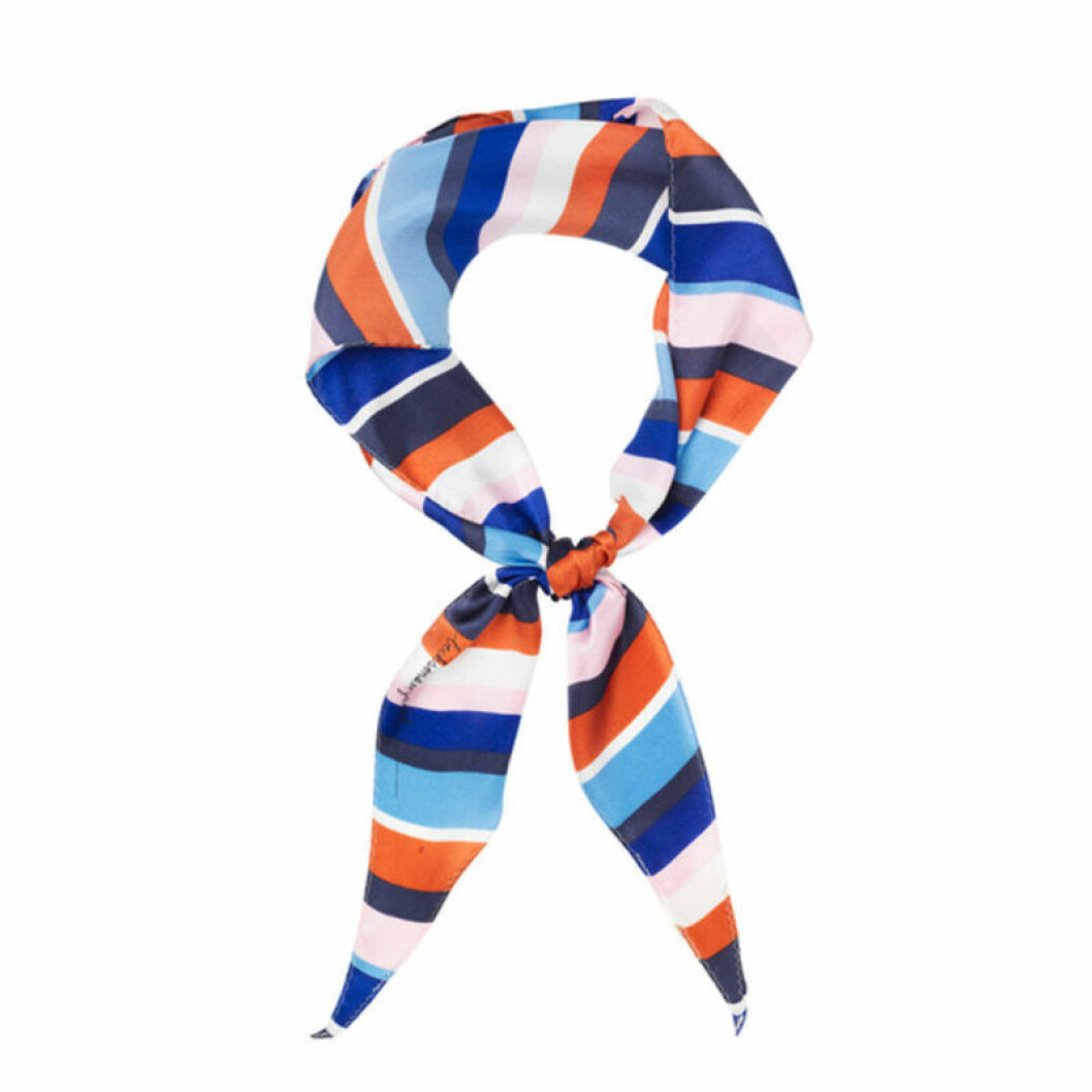 Randig scarf