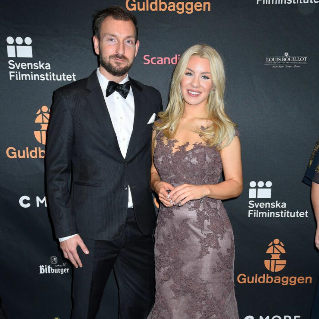 Therese Lindgren och Anders Vestlund