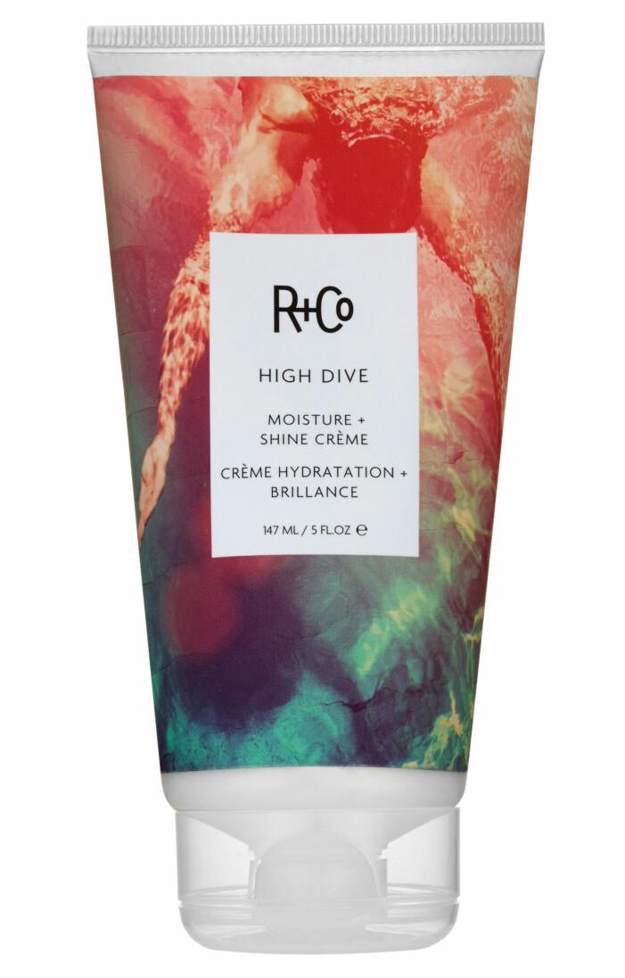 Välgörande hårcremen High Dive från R+Co.