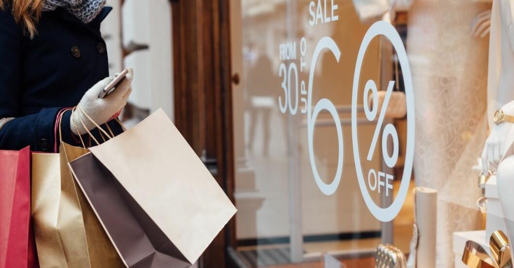 Butiker som har rea på Cyber Monday