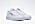 Klassiska vita sneakers med logga från Reebok.