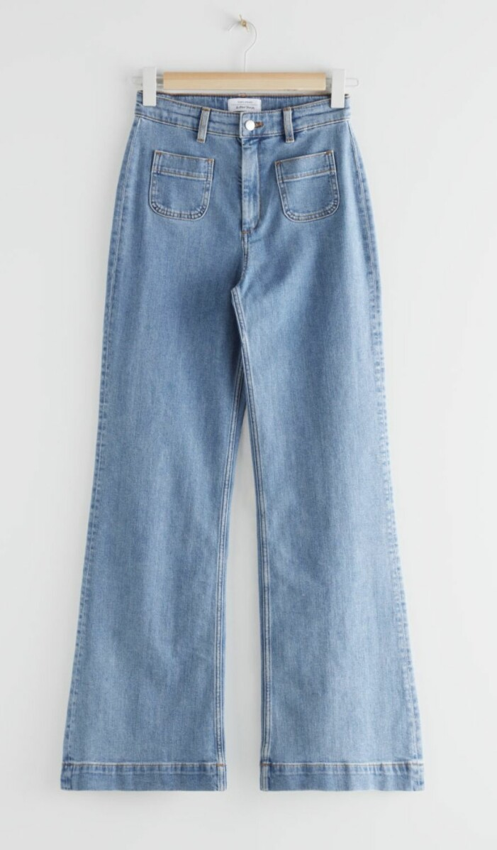 jeans från & other stories