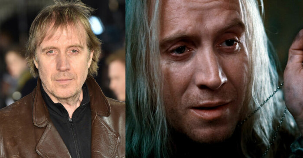 Rhys Ifans i Harry Potter