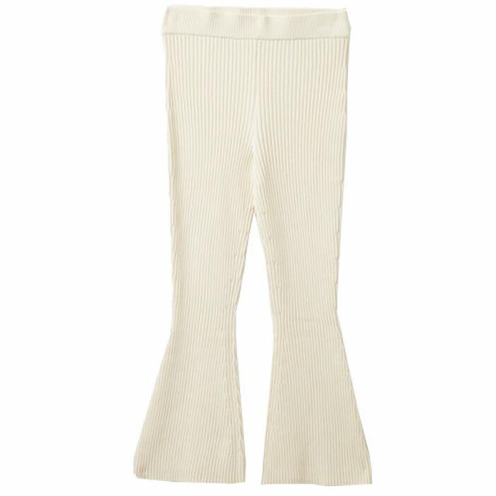 Ribbade byxor från COS