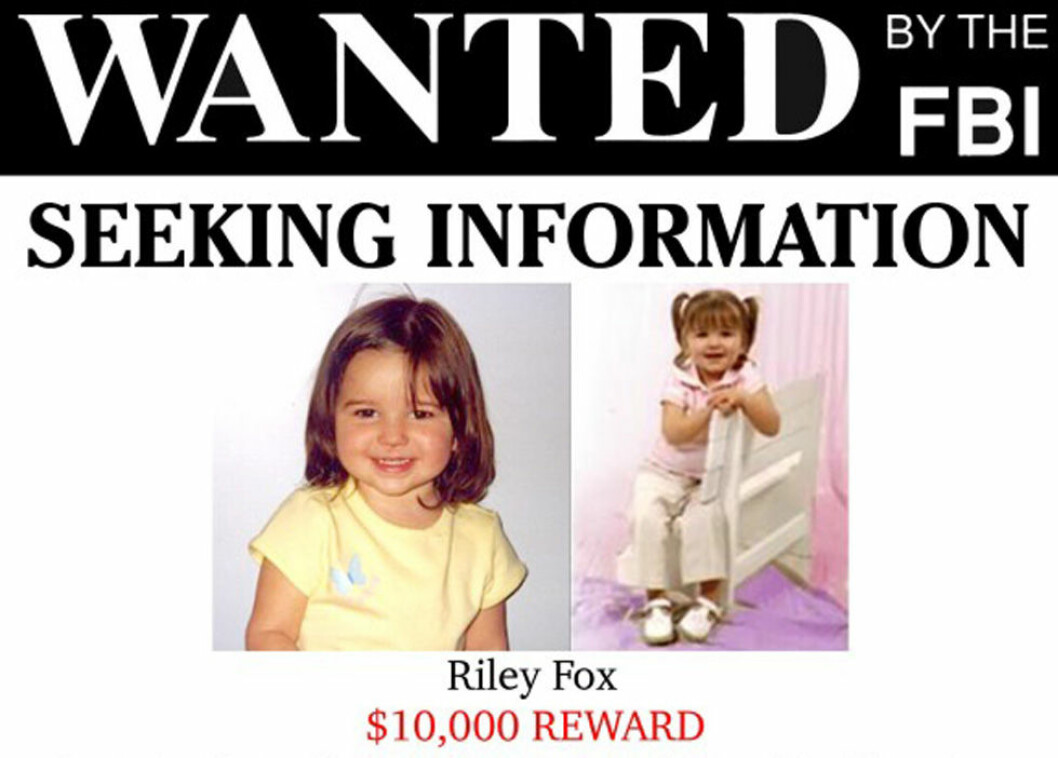 Efterlysning av Riley Scott vars pappa Kathleen Zellner frigivit.