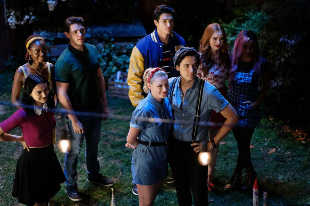 Riverdale säsong fyra har premiär på Netflix i oktober 2019