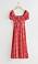 röd klänning från & Other stories