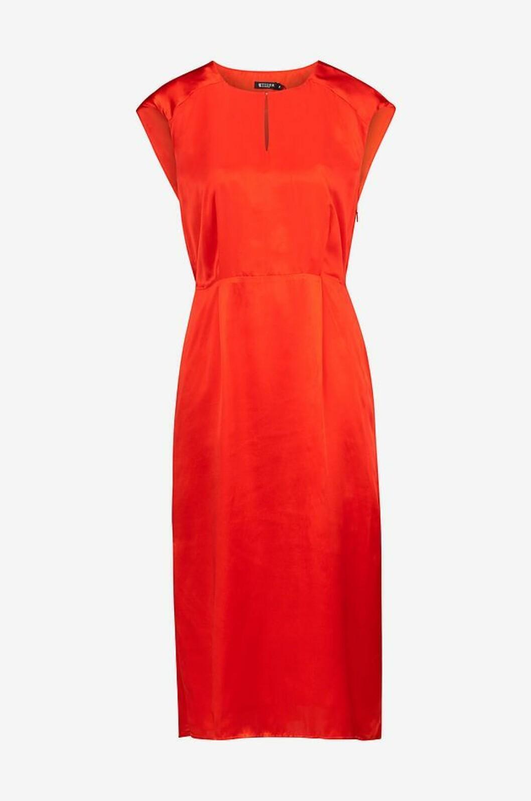 Röd klänning från Tiger of Sweden