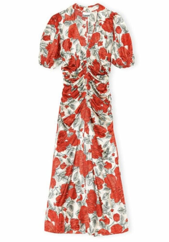 klänning Ganni
