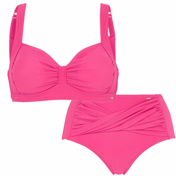 rosa bikini