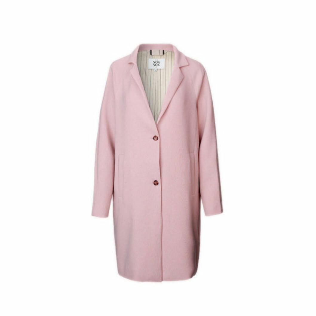 Rosa kappa till nedsatt pris