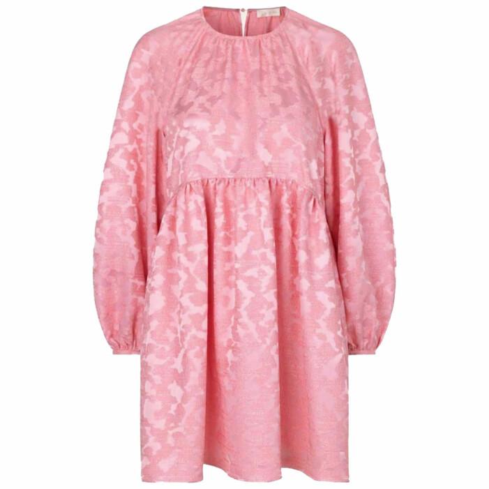 rosa klänning från stine goya