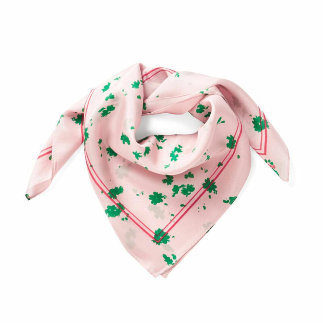 Rosa scarf