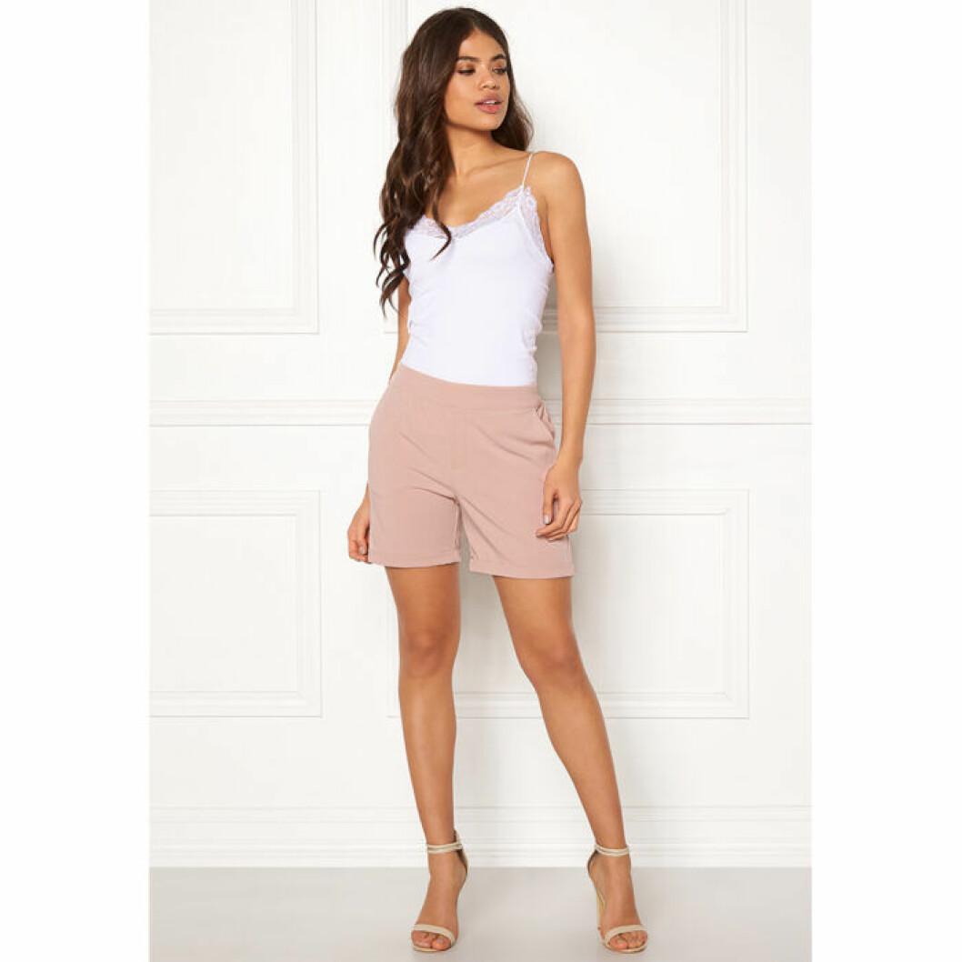 Rosa shorts från Bubbleroom