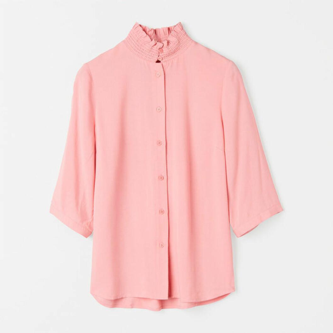 Rosa skjorta från Wera