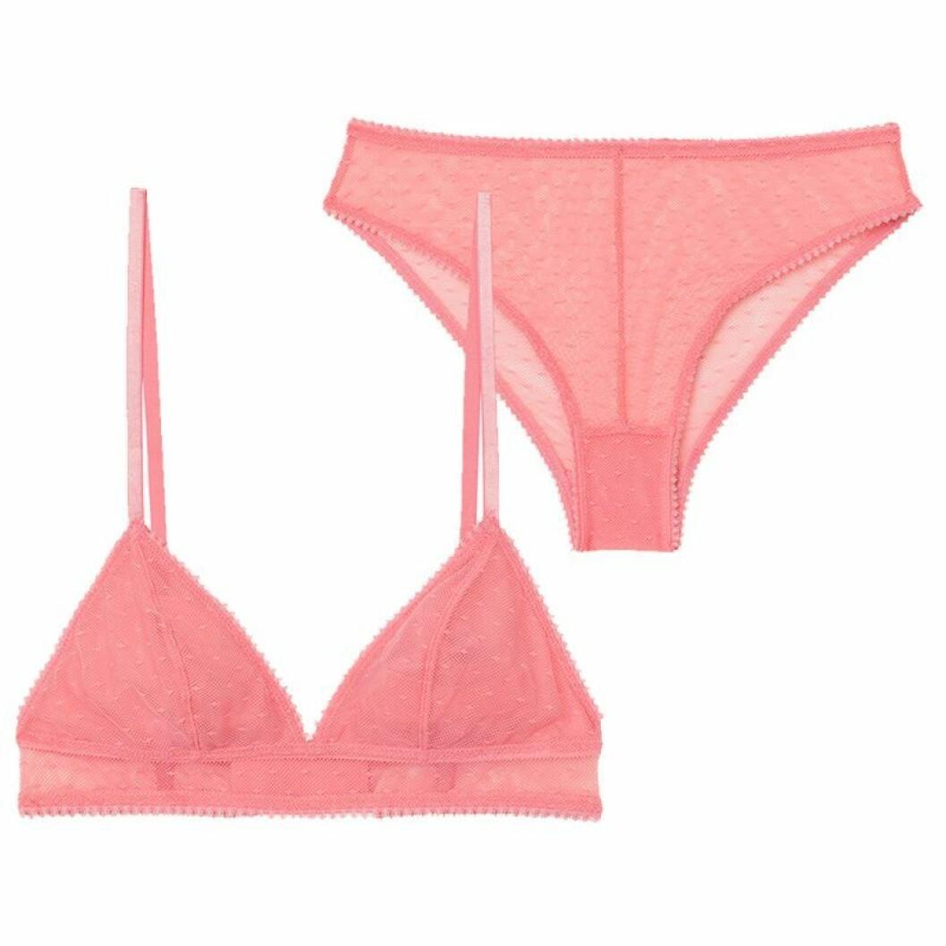 rosa-underkladesset