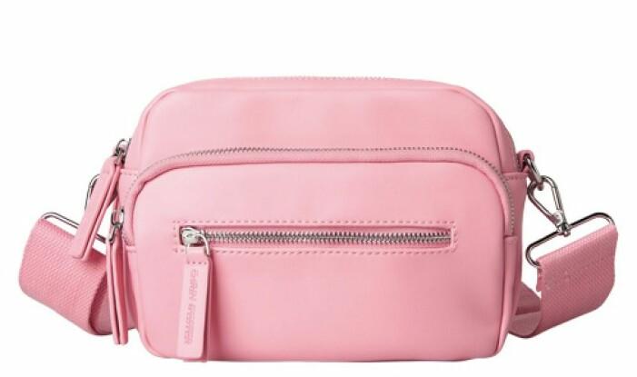 rosa väska cw