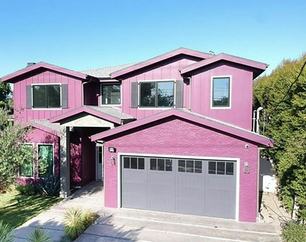 rosa hus Bella Thorne