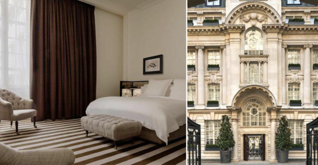 Hotell med fem minuters promenad från Covent Garden