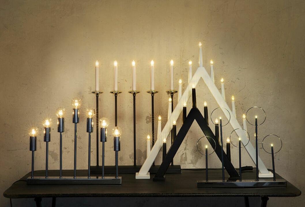 Julbelysning från Rusta