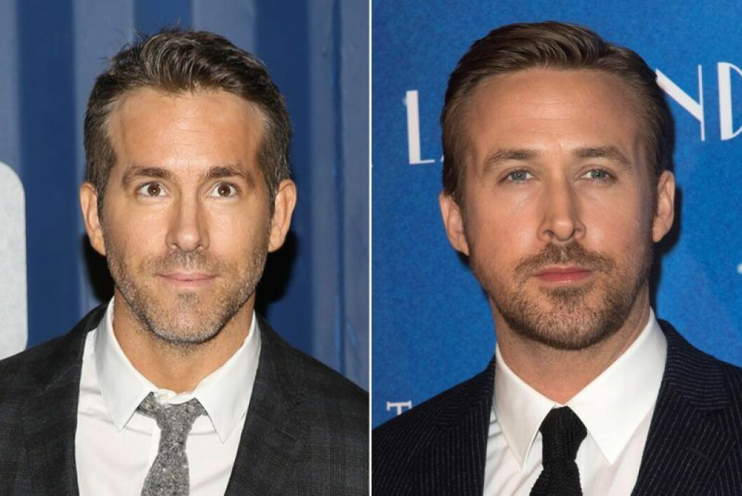 Ryan Reynolds och Ryan Gosling