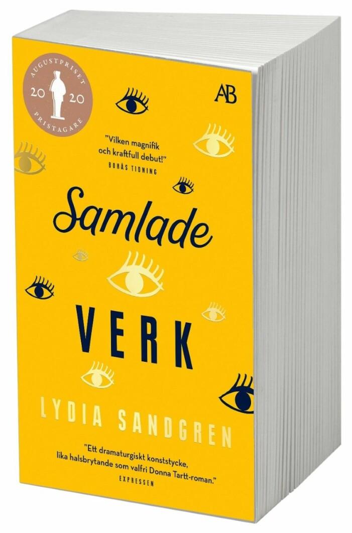Samlade verk, Lydia Sandgren, bokrea 2021