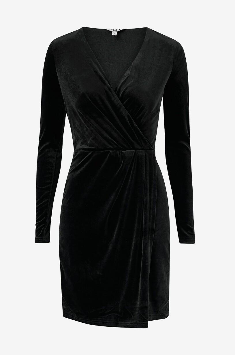 sammetsklänning mbyM