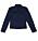 Marinblå, dressad skjorta från Samson Concept.