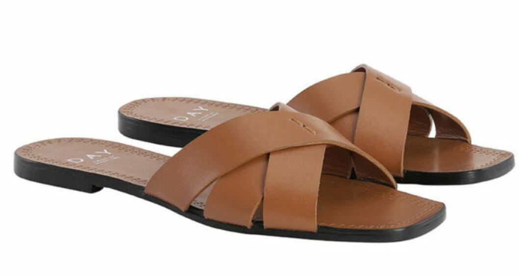 Bruna sandaler från DAY