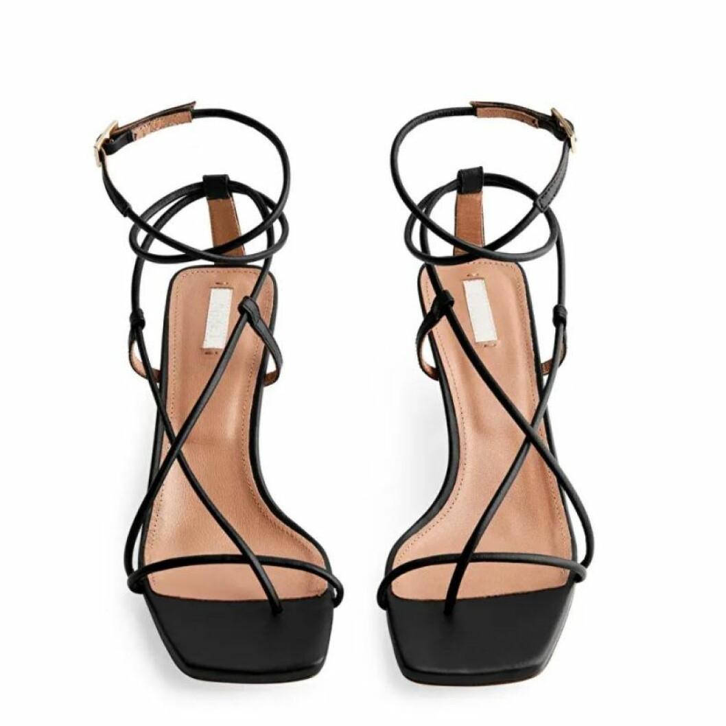 Sandaler med klack