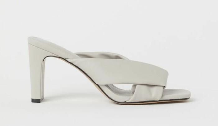 sandaletter fån H&M
