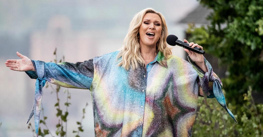 Sanna Nielsen leder Allsången för sjätte sommaren!