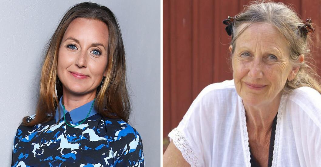 Sanna Lundell om mamman Barbro Zackrissons självmord