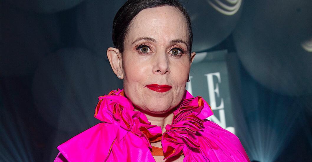 Sara Danius död i bröstcancer 57 år gammal