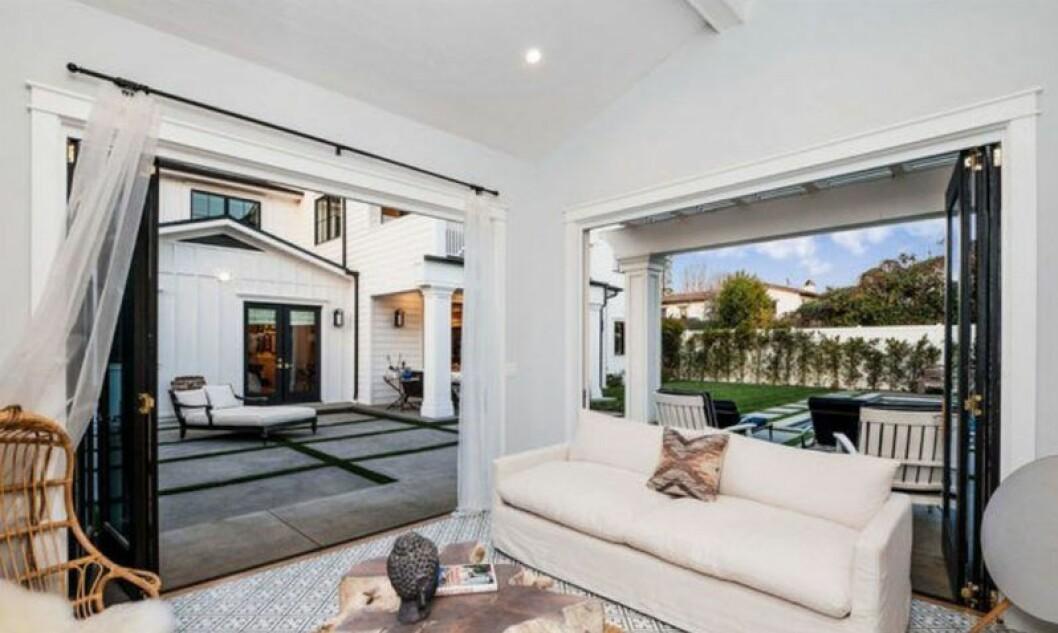 Inifrån Sarah Hylands nyköpta hus