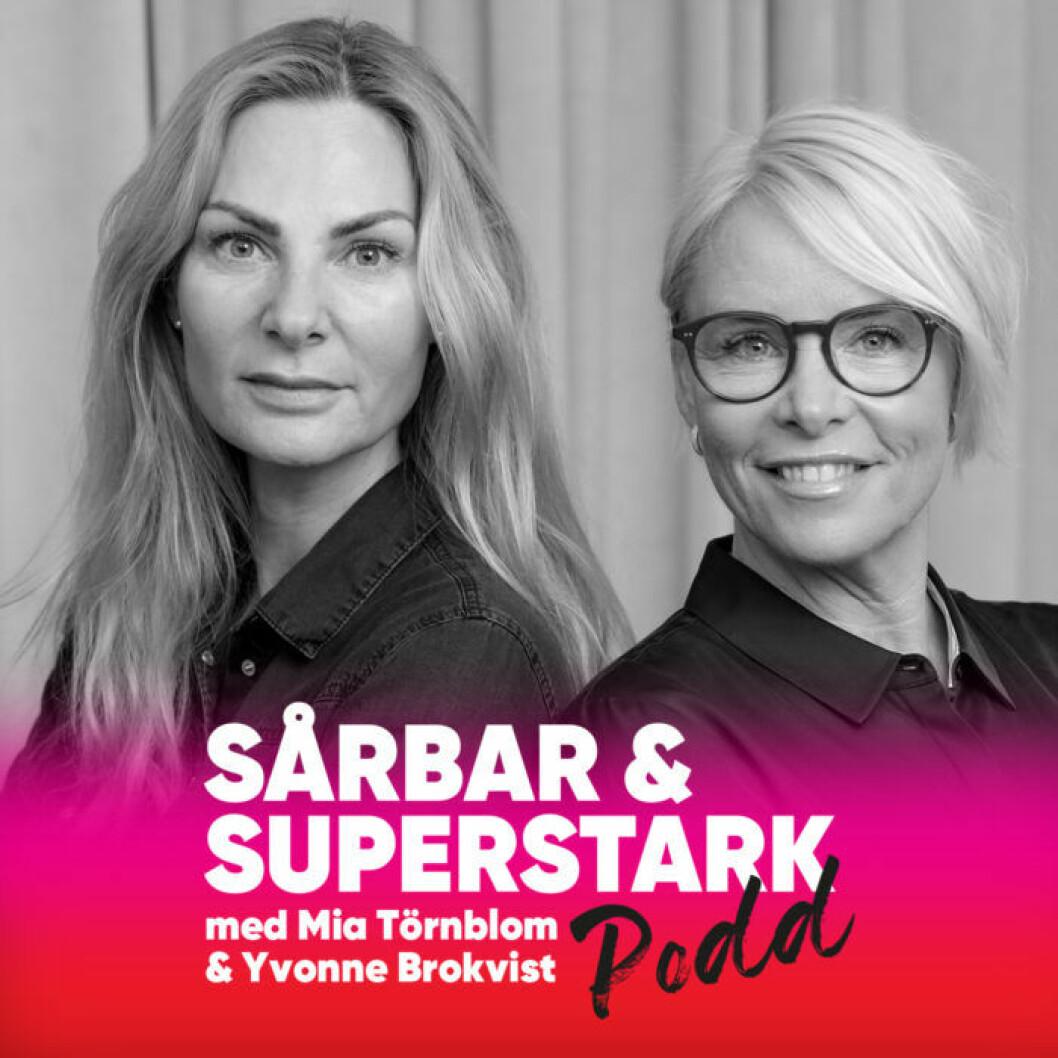 Mia Törnblom och Yvonne Brokvist