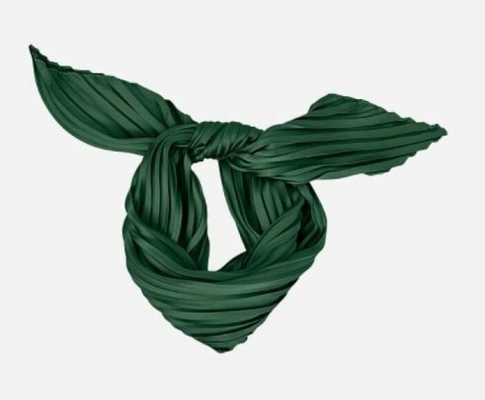 Grön scarf Ellos