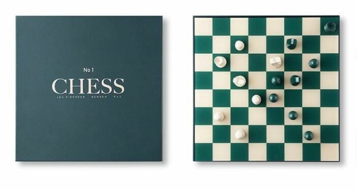 Designtorget schackspel