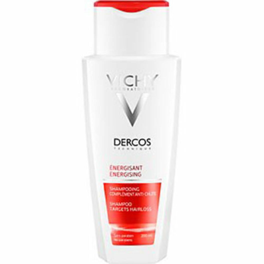 Vichy schampo mot håravfall