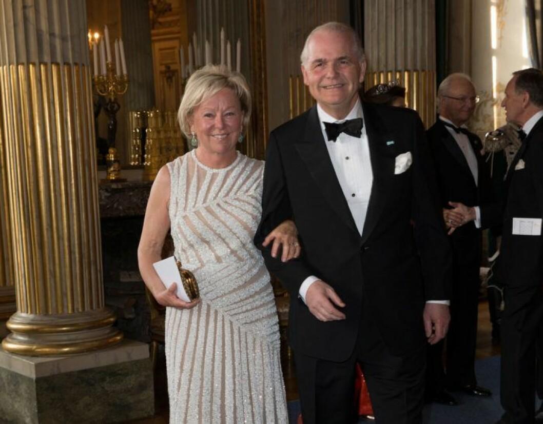 Kerstin och Melker Schörling