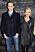 tim nutley och mamma helena bergström på biopremiär 2015.