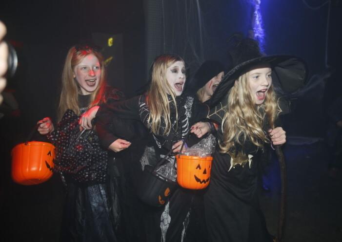 Covid-19 ledde till att Halloween-firandet ställdes in 2020
