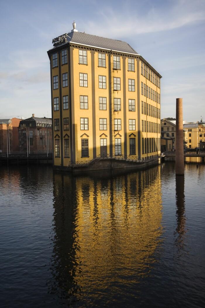 Strykjärnet i Norrköping
