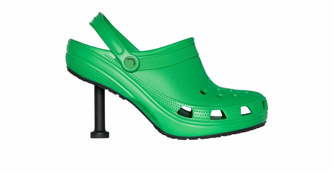 Crocs x Balenciaga.