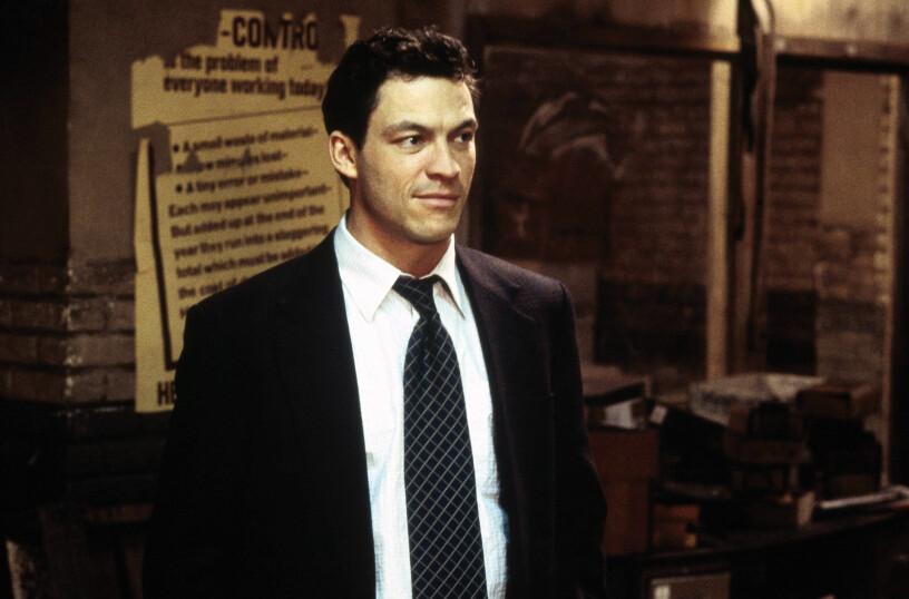 Dominic West i The Wire.